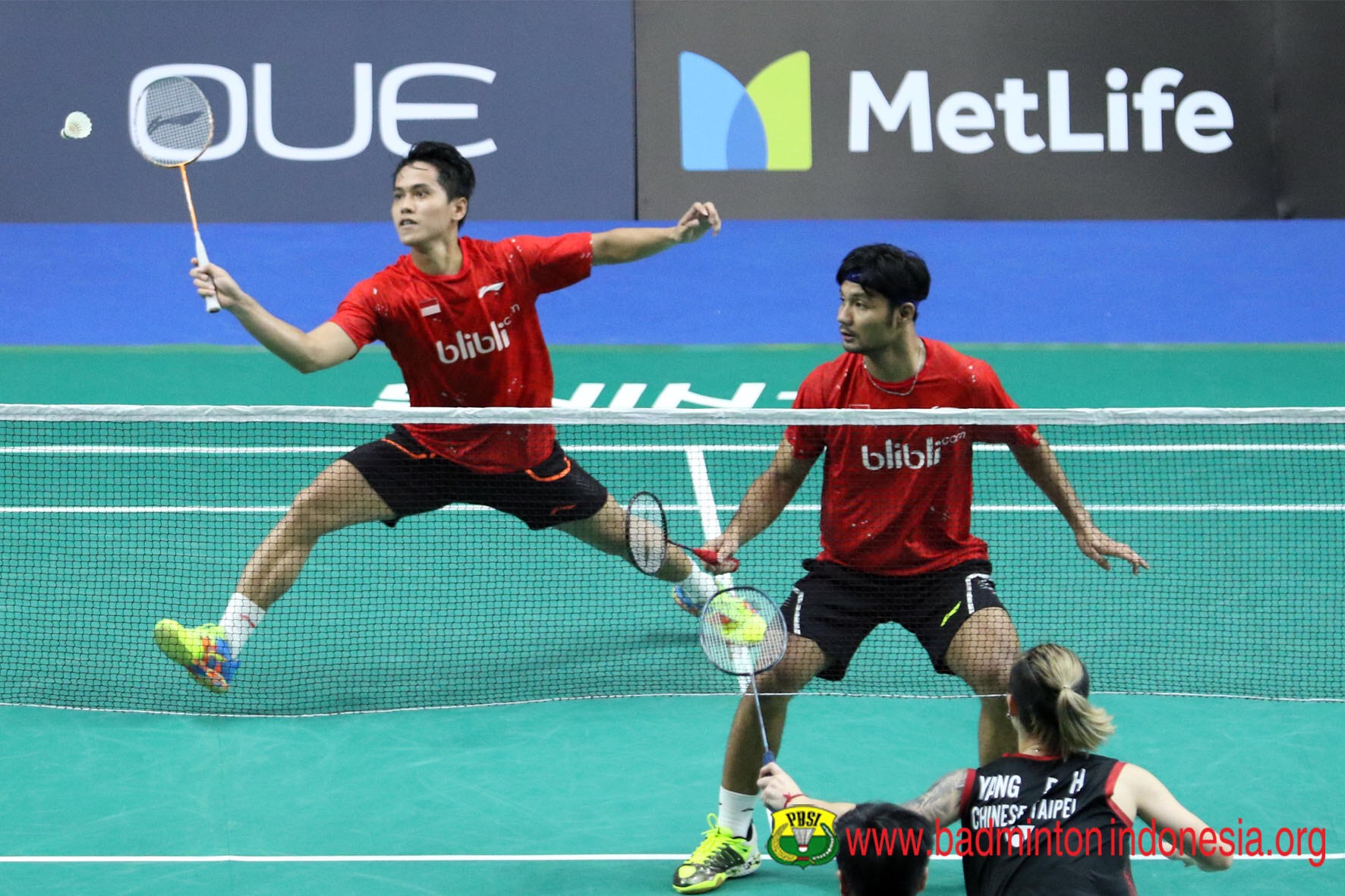 Djarum Badminton Berry Hardianto Siap Tampil di SEA Games 2017