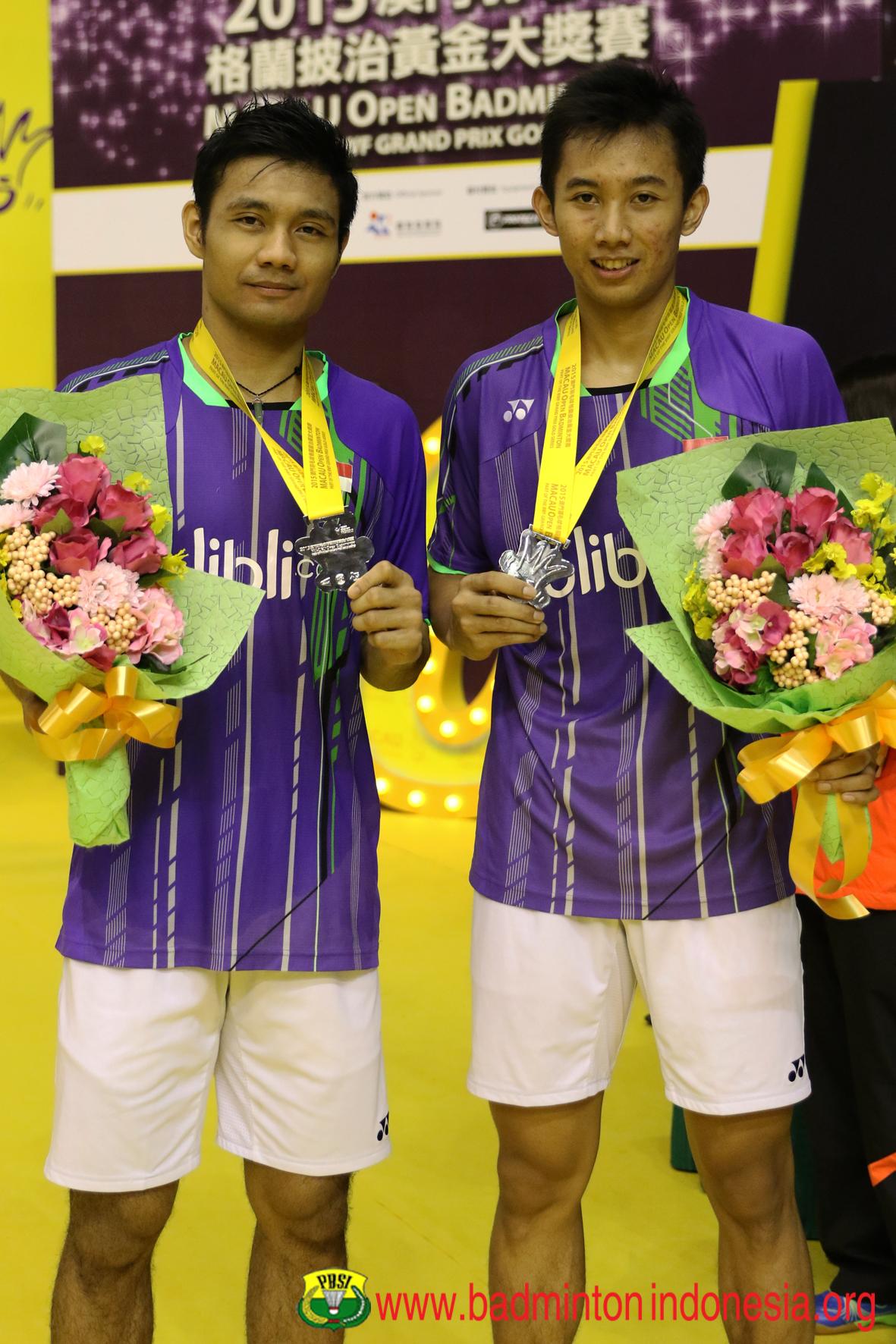 Djarum Badminton Berry Rian Ingin Ulang Sukses Tahun Lalu