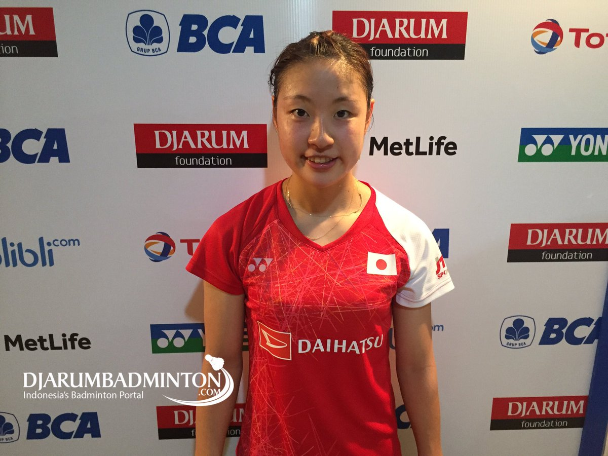 Djarum Badminton Okuhara Is Disappointed With Defeat
