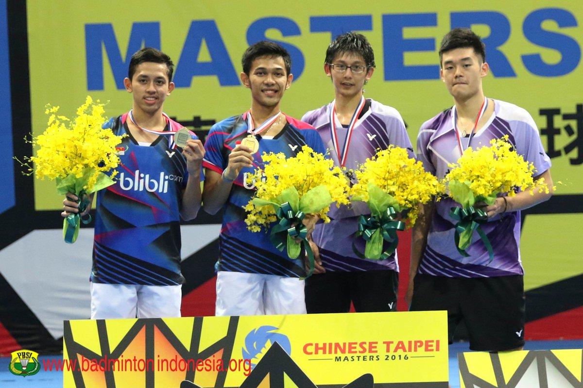Djarum Badminton Rian Fajar Masuk Proyeksi Tokyo 2020