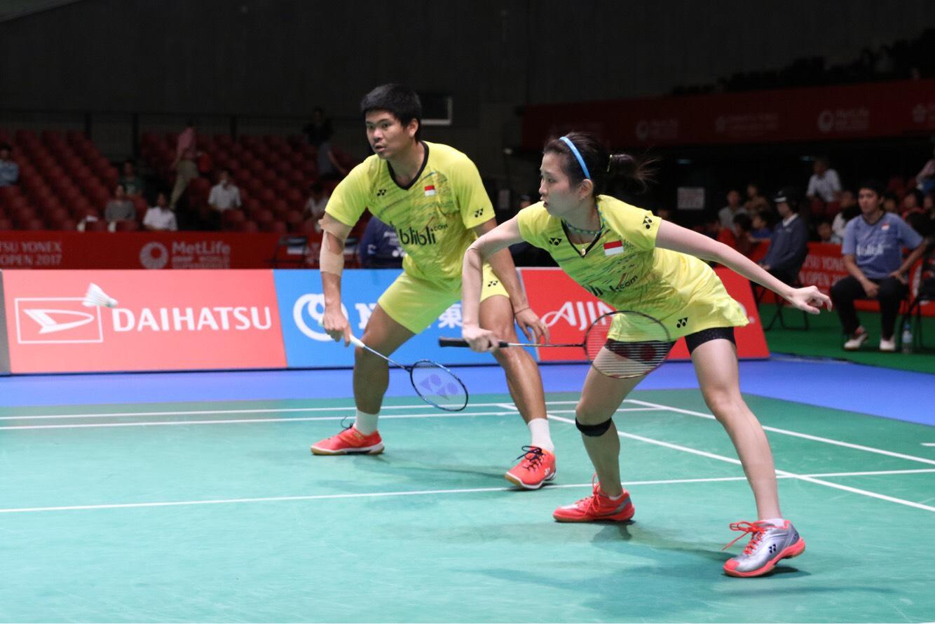 Djarum Badminton Japan Open Superseries 2017 Sengit Jordan