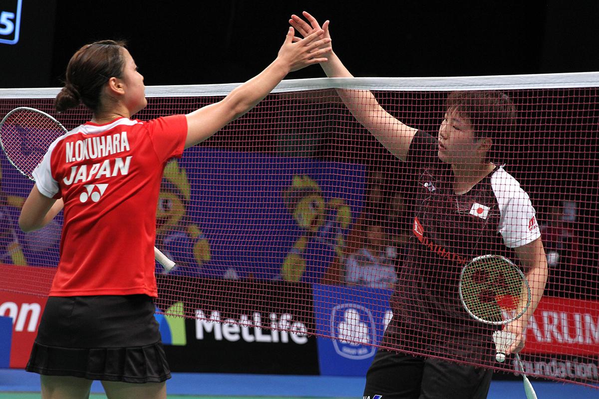 Djarum Badminton Akane Won a Civil War