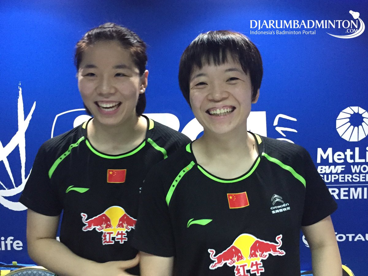 Djarum Badminton Jia Yifan Dedicates the Title for Her Dad