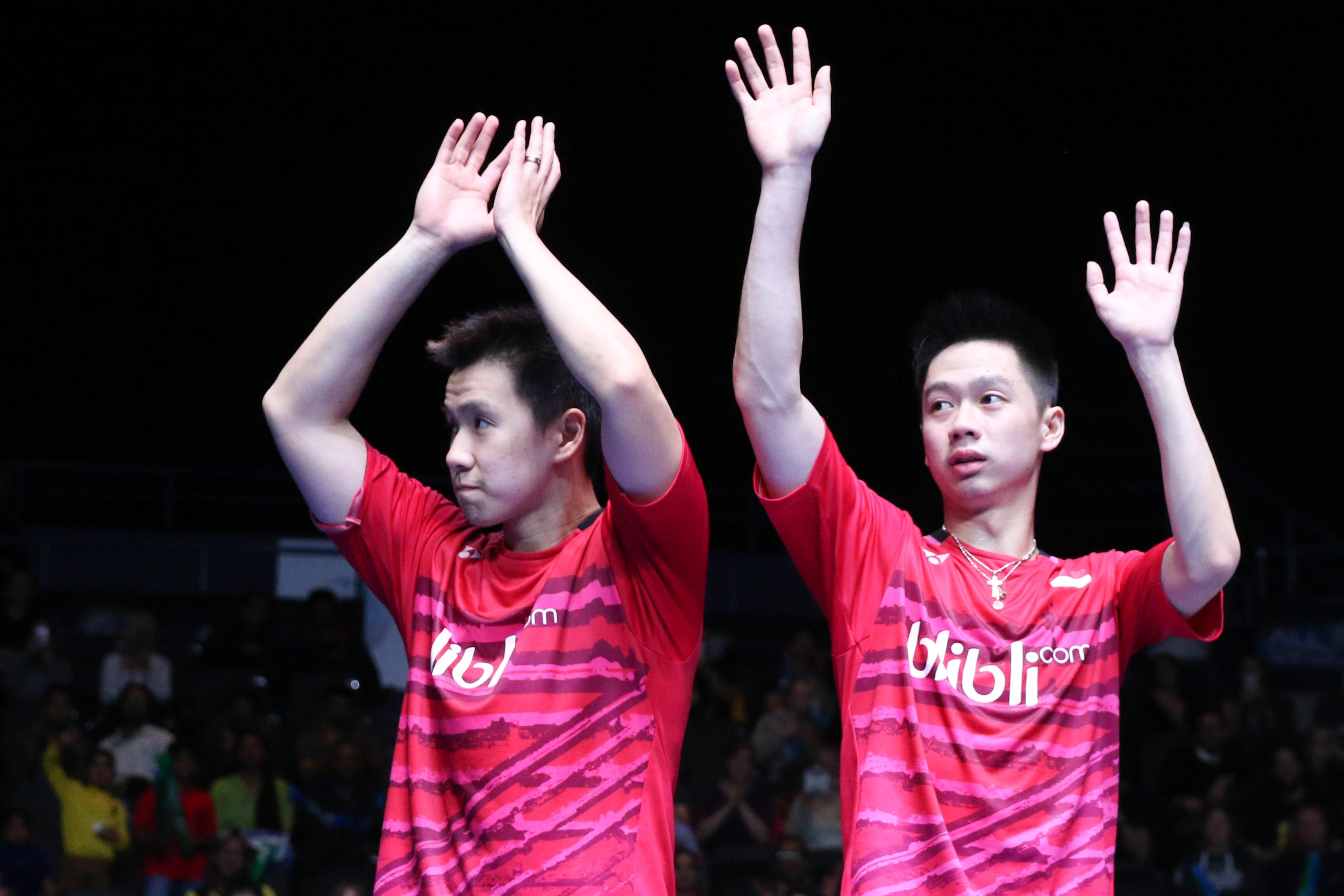 Djarum Badminton Kevin Marcus Patenkan Peringkat Satu BWF