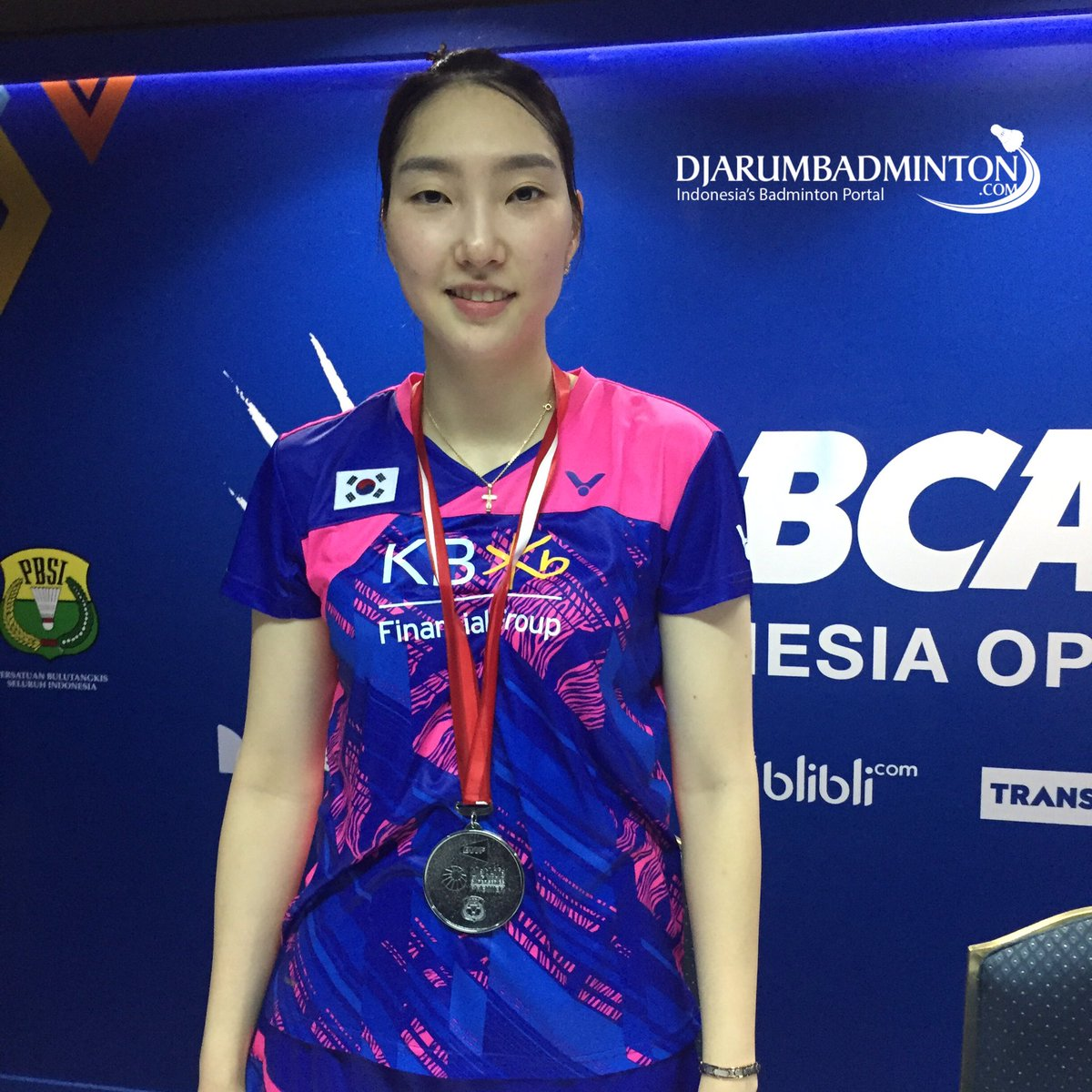 Djarum Badminton Failed To Win the Title Sung Ji Hyun s Low
