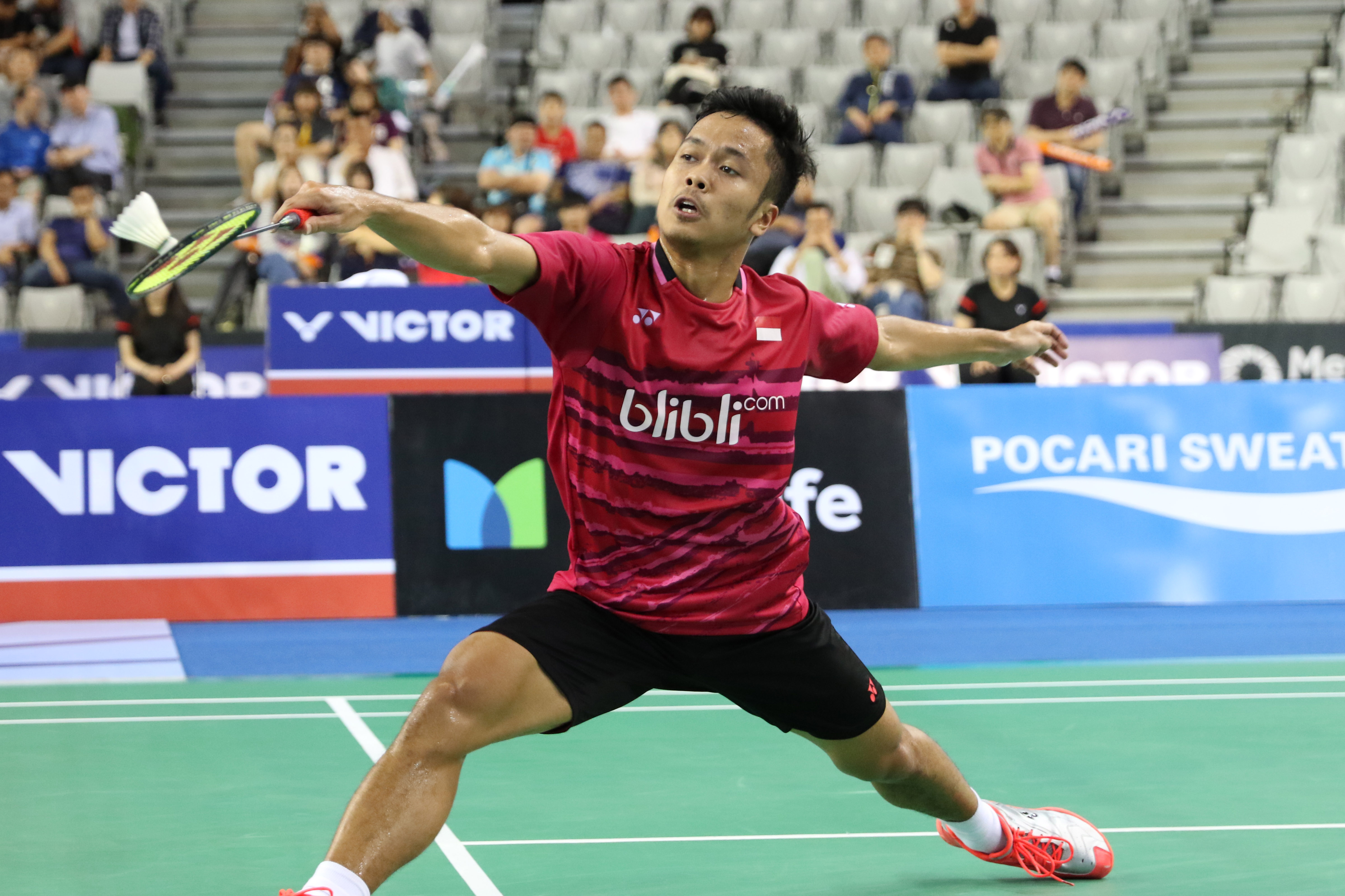 Djarum Badminton Korea Open Superseries 2017 Ciptakan Kejutan
