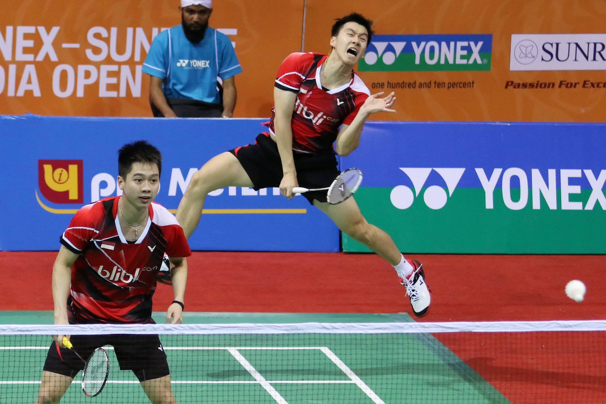 Indonesia Winning India Open Superseries 2017