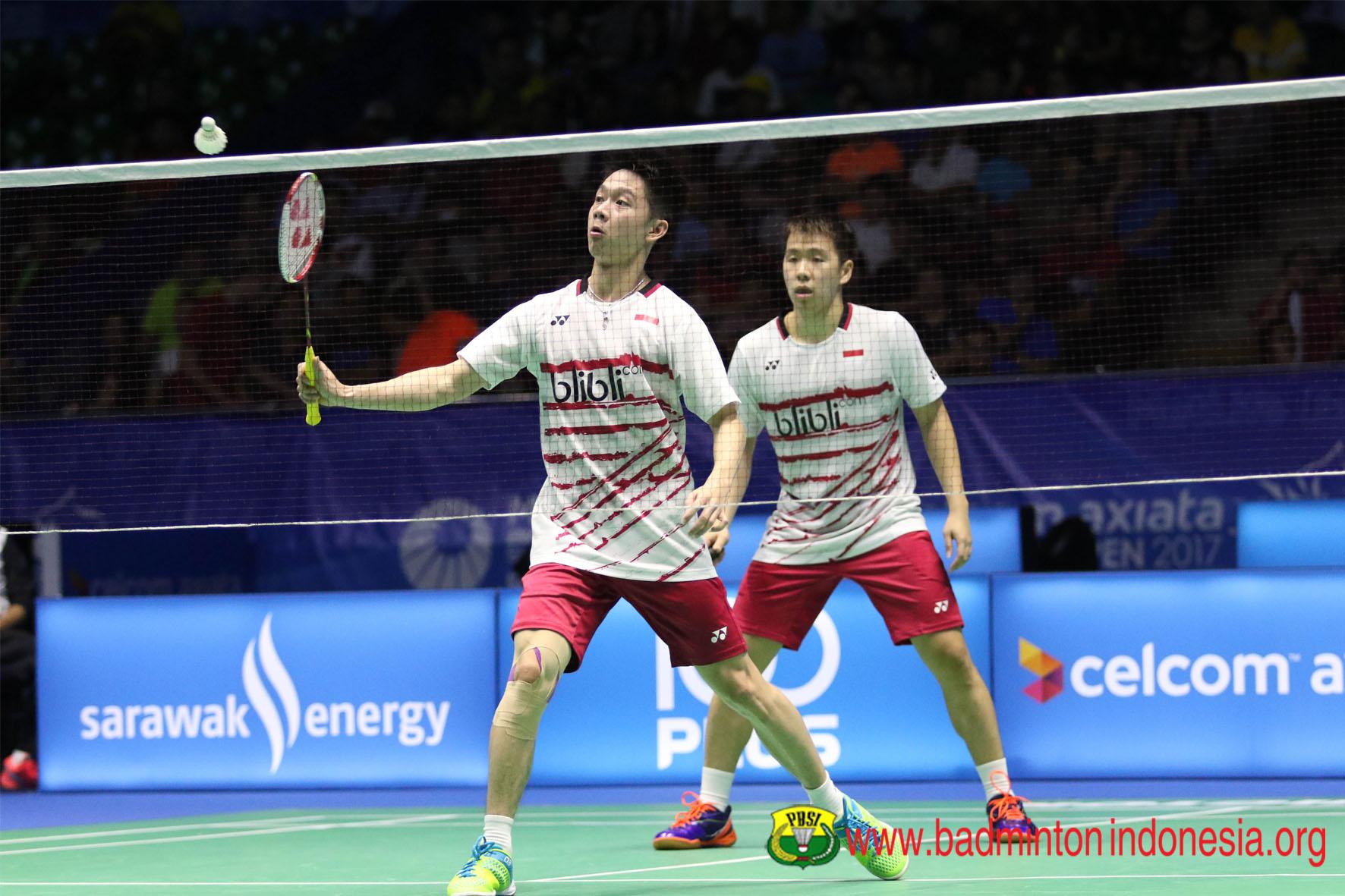 Djarum Badminton Korea Open Superseries 2017 Indonesia Kirim