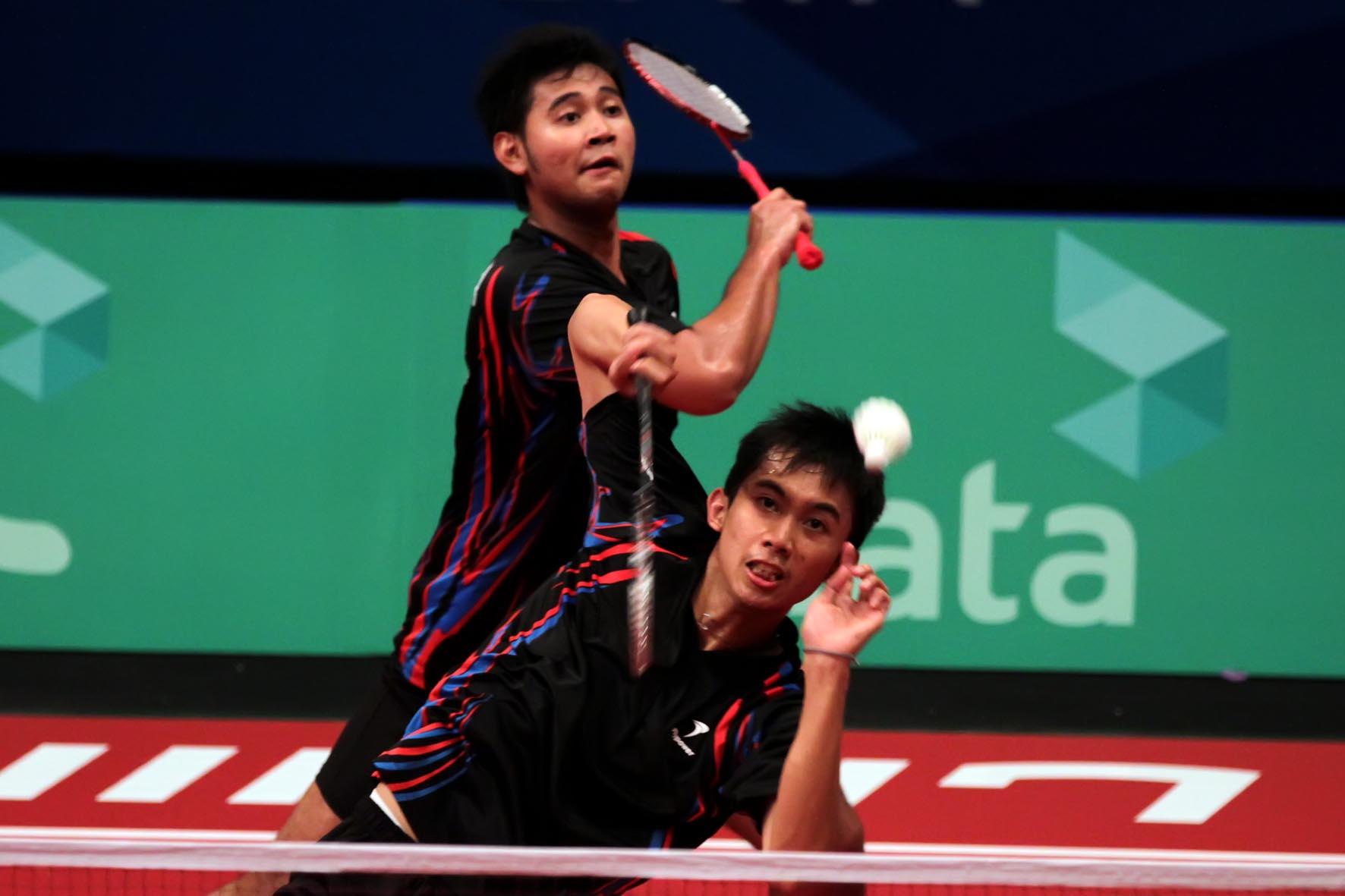 Djarum Badminton Ryan Angga Juara DIOSSP 2013 Insyallah Kami Raih