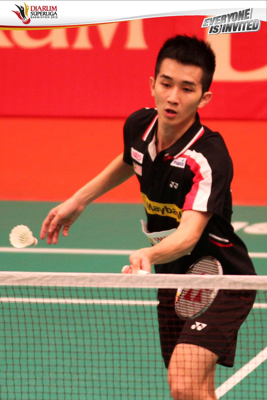 Djarum Badminton Djarum Superliga Badminton 2013 Hari ke 4