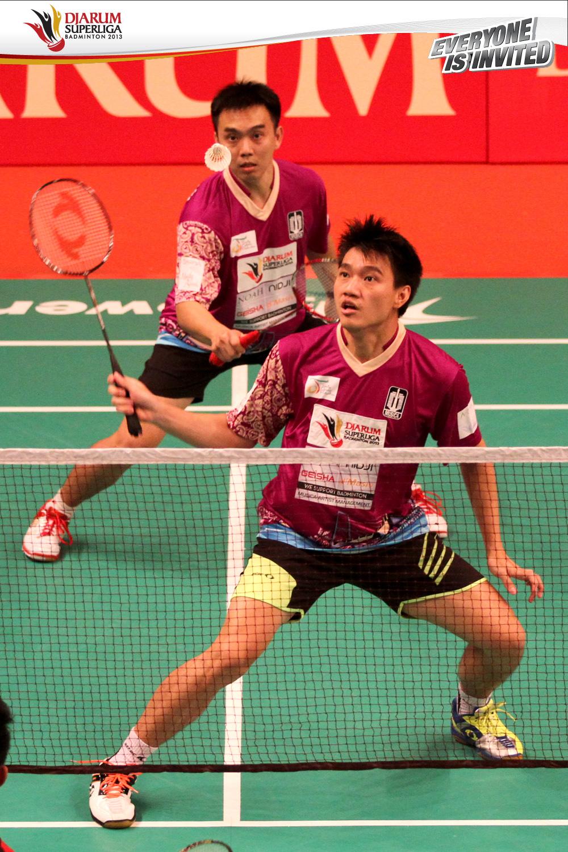 Djarum Badminton Djarum Superliga Badminton 2013 Hari ke 5