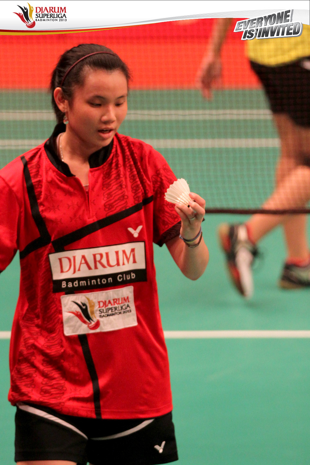 Djarum Badminton Djarum Superliga Badminton 2013 Hari ke 4